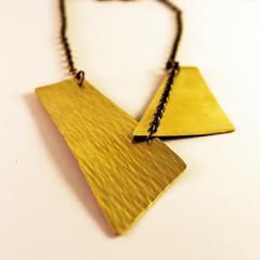 Collar geométrico